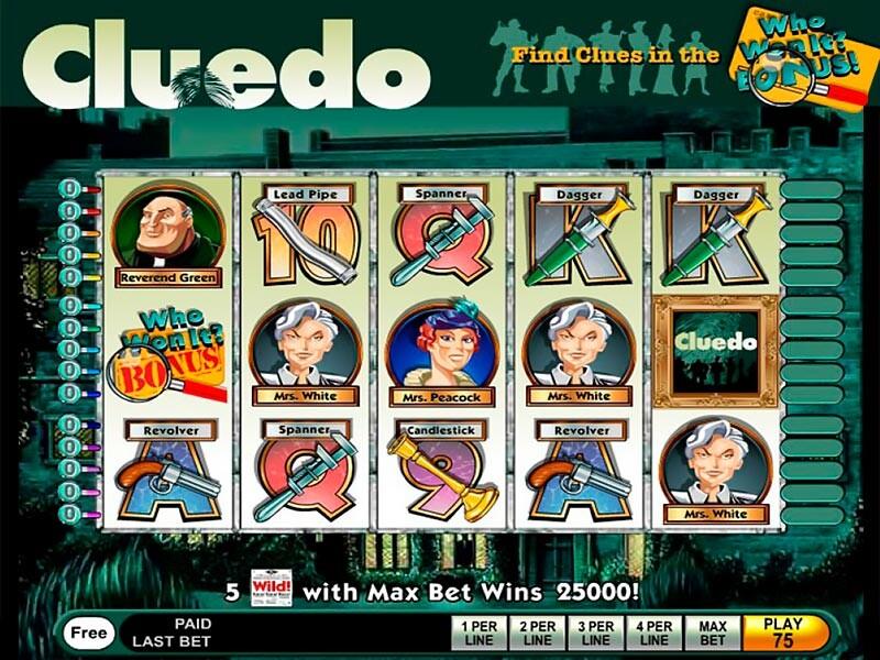 Cluedo Spiel Online Deutschland: die aktuelle Version des Brettspiels